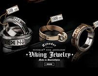 Viking ring - rune ring