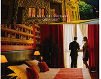"""La Casa del Cofrade"" Hotel Web Preview"