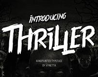Thriller Font