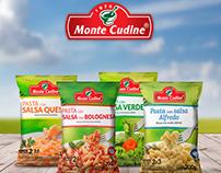 Creación y diseño imagen empresarial para Monte Cudine