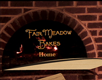 Fair Meadow Bakes Website (Web Design)