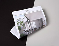 Editorial style layout - Windsor Terrace