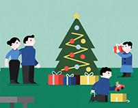 Explainer Video | Christmas tree