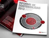 Reporte Anual Drummond Ltd. 2013 (2014)