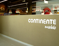 CONTINENTE MODELO - Sta. Mª Feira || Sonae MC