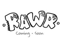 RAWR - Animation project in progress