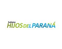 Hijos del Paraná (Sublema)