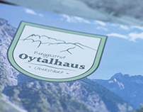 Berggasthof Oytalhaus | Markenentwicklung