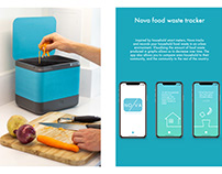 Nova Household Food Waste Tracker