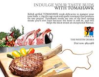 Tomahawk promotion