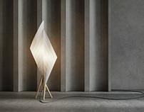 SMOLOSKYP - floor light