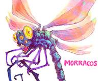 MORRACOS / Personajes fantásticos