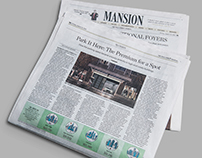 The Wall Street Journal, Mansion Section