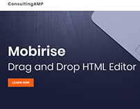Mobirise Drag and Drop HTML Editor v4.8.6 is out!
