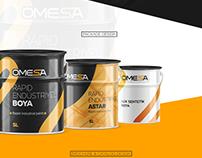 Omesa Branding