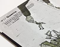 Lahar Magazine #17 Guerra
