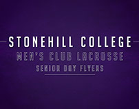 Stonehill Club Lacrosse Senior Day