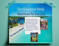 Family Vacation Flyer