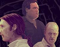 True Detective Season 1 - Poster