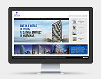 Real Estate, Website