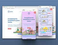 Laris | Real Estate Fund using Blockchain