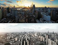 2016 Shanghai Panorama