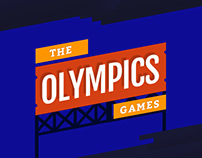 The Olympic Games 2016 - Infographic