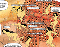 Graphic Novel - Dino Buzzati - All'inizio fu il Poema