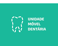 Logo for mobile dentist service