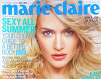 Designers For Target - Marie Claire inserts