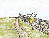 An Illustrated Walk: Lake District