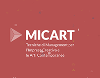 Micart - website