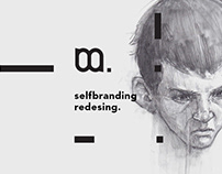 Self branding redesign.