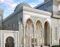 Mosque Design (Masjed)