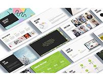 Creative Agency Google Slide Presentation