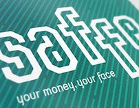 Saffe | naming & branding