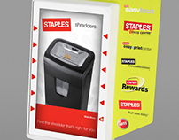 Staples Mobile Kiosk