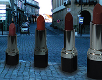 Advertising Lipstick