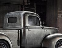 Pickup   Industrial   CGI
