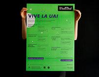 UAI - Workshops Poster