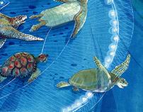 Dancing Turtles
