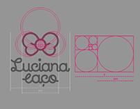 Luciana Laço - Logo