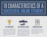 10 Characteristics of a Successful Online Student