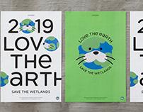 Primera 'Love the Earth' Campaign Identity