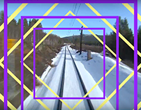Motion Graphics Lyric Video