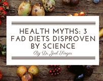 Health Myths: 3 Fad Diets Disproven by Science