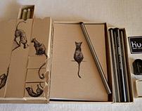 Hue - An Artist's Sketch Set