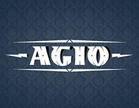 Agio font