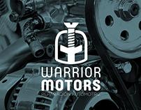 Warrior Motors • Branding