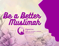 Be A Better Muslimah Kit